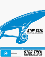 Star Trek : 1-10 Movie Boxset (The Films Remastered I - X)