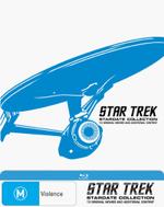 Star Trek : 1-10 Movie Boxset (The Films Remastered I - X)