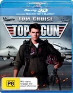 Top Gun (3D Blu-ray/Blu-ray) (2 Discs) - Kelly McGillis