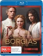 The Borgias : Season 3 - Peter Sullivan