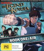 The Legend of Korra : Book 1 - Air - Janet Varney