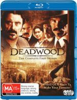 Deadwood : Season 1 - Timothy Olyphant