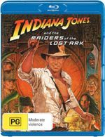 Indiana Jones and the Raiders of the Lost Ark  : Blu-ray - Harrison Ford
