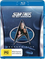 Star Trek The Next Generation : Season 5 - Patrick Stewart