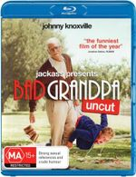 Jackass Presents : Bad Grandpa (Extended Cut) - Johnny Knoxville