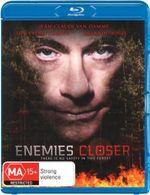 Enemies Closer - Linzey Cocker