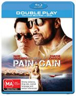 Pain and Gain (Blu-ray/DVD) - Mark Wahlberg