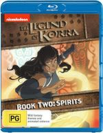 The Legend of Korra : Book 2 - Spirit - Janet Varney