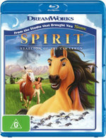 Spirit : Stallion of the Cimarron - John Rubano