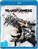 Transformers : Age of Extinction (Blu-ray / Digital Copy) - Mark Wahlberg