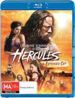 Hercules (2014) (Extended Cut) - Dwayne Johnson
