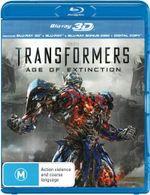 Transformers 4 : Age of Extinction (Blu-ray / 3D / Digital Copy) - Nicola Peltz
