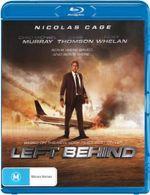 Left Behind - Cassi Thomson