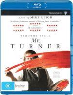 Mr Turner - Marion Bailey