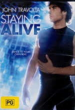 Staying Alive - Robert Martini