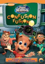 The Adventures of Jimmy Neutron Boy Genius : Confusion Fusion