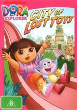 Dora the Explorer : City of Lost Toys - Elaine del Valle
