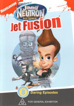 The Adventures of Jimmy Neutron Boy Genius : Jet Fusion - Phil LaMarr