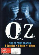 Oz : Season 2 - J. K. Simmons