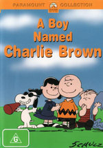 A Boy Named Charlie Brown - Guy Pforsich