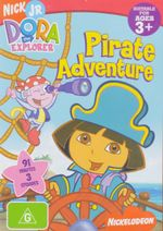 Dora the Explorer : Pirate Adventure - Elaine del Valle