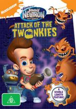The Adventures of Jimmy Neutron Boy Genius : Attack of the Twonkies - Crystal Scales