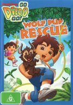 Go Diego Go! : Wolf Pup Rescue - Keeler Sandhaus