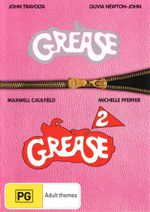 Grease / Grease 2 - Maxwell Caulfield