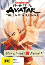 Avatar The Last Airbender : Book 1 Water - Volume 1