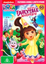 Dora the Explorer : Fairytale Adventure