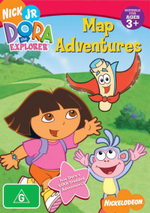 Dora the Explorer : Map Adventures - Sasha Toro