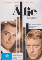 Alfie (2004) / Alfie (1965) : The Classic Original and Smash Hit Remake - Jude Law