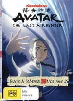 Avatar The Legend of Aang : Book 1 Water - Volume 2