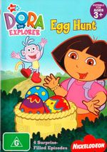 Dora the Explorer : Dora's Egg Hunt - Elaine del Valle