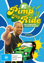 Pimp My Ride : Season 2 - Xzibit