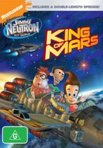 The Adventures of Jimmy Neutron Boy Genius : King of Mars