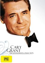 Cary Grant : The Gentleman's Collection (Houseboat / Indiscreet / That Touch of Mink / To Catch a Thief) (4 Movie Boxset) - Ingrid Bergman