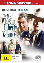 The Man Who Shot Liberty Valance - James Stewart