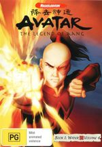 Avatar The Legend of Aang : Book 1 Water - Volume 4