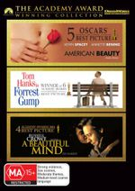 A Beautiful Mind / American Beauty / Forrest Gump - Allison Janney