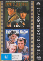 Five Card Stud (5 Card Stud) (1968) / Paint Your Wagon - Robert Mitchum