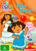 Dora the Explorer : It's a Party