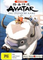 Avatar The Legend of Aang : Book 1 Water - Volume 5