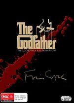 The Godfather : The Coppola Restoration Complete Collection - Francis Ford Coppola