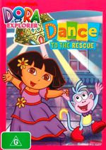Dora the Explorer : Dance to the Rescue