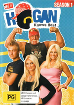 Hogan Knows Best : The Complete Season 1 - Linda Hogan
