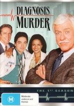 Diagnosis Murder : Season 1 - Delta Burke