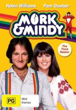 Mork and Mindy : Season 3 - Vidal Peterson