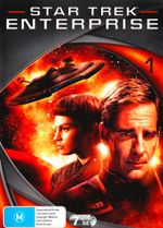 Star Trek Enterprise : Season 1 - Wade Williams