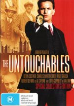 The Untouchables - Colleen Bade